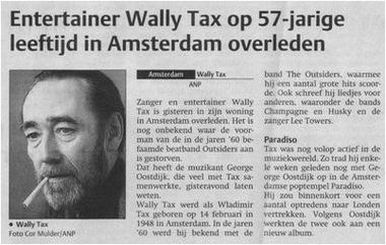 VPRO over Wally Tax